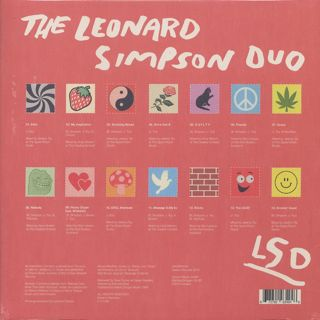 Leonard Simpson Duo / LSD back