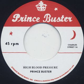 Prince Buster / High Blood Pressure