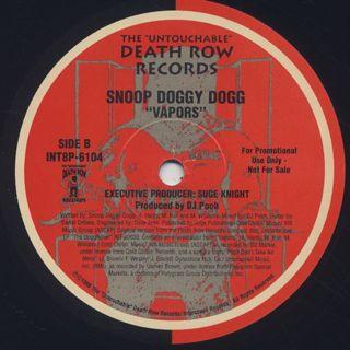 Snoop Doggy Dogg / Snoop's Upside Ya Head (Remix) label
