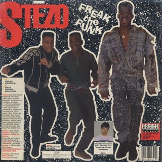 Stezo / Freak The Funk back