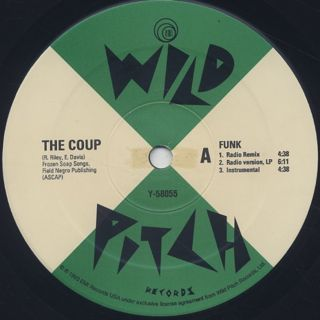 The Coup / Funk back