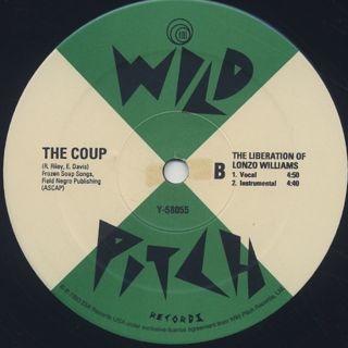 The Coup / Funk label