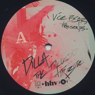Vice Beats / Dilla: The Timeless Tribute label