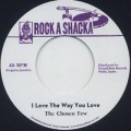Chosen Few / I Love The Way You Love-1