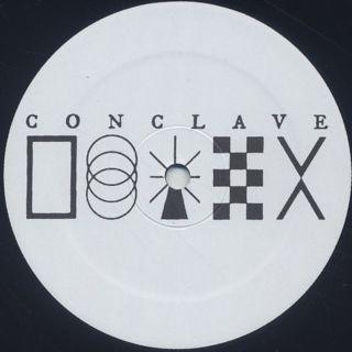 Conclave / Sunny c/w Seven Davis Jr Remix label