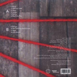 Isaac Aesili / Hidden Truths back