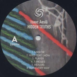 Isaac Aesili / Hidden Truths label