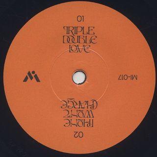 Ivan Ave / Triple Double Love label