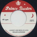 Roland Alphonso / Almost Like Being In Love-1