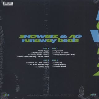Showbiz & A.G. / Runaway Beats back