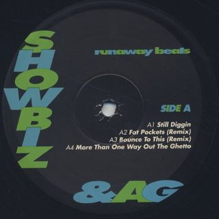 Showbiz & A.G. / Runaway Beats label