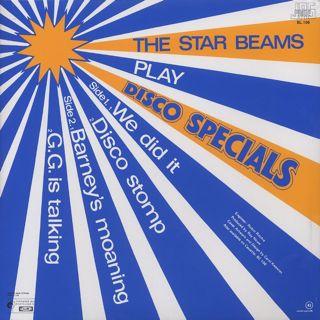 Star Beams / Play Disco Specials back