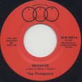 Thompsons / Message c/w I'll Always Love You
