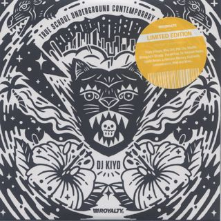 DJ Kiyo / Trueschool Underground Contemporary (Re-issue)