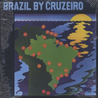 Brazil By Music(Marcos Valle, Azymuth) / Fly Cruzeiro back