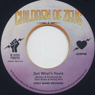 Children of Zeus / Royal label