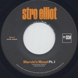 Stro Elliot / Marvin's Mood Pt.1 & 2 back