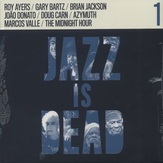Adrian Younge & Ali Shaheed Muhammad / Jazz Is Dead 001