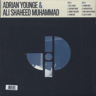 Adrian Younge & Ali Shaheed Muhammad / Jazz Is Dead 001 back