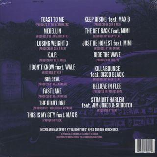 Cam'ron / Purple Haze 2 back