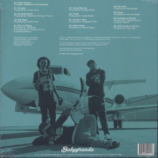 Curren$y, Trademark Da Skydiver, Young Roddy / Plan Of Attack back