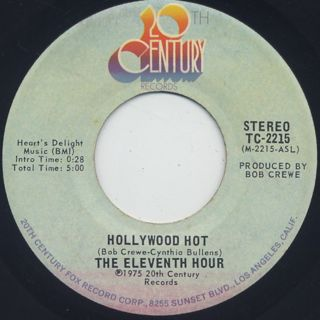Eleventh Hour / Hollywood Hot (7