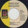 Gwen McCrae / Rockin' Chair (45)
