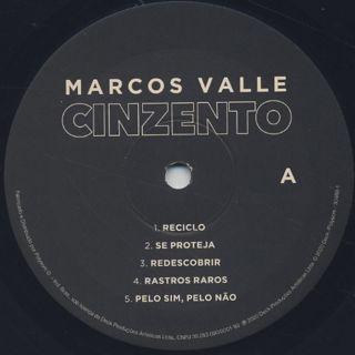 Marcos Valle / Cinzento label