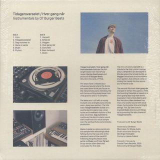 Ol' Burger Beats / Tidagersvarselet / Hver gang når - Instrumentals back
