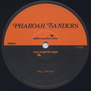 Pharoah Sanders / Pharoah label