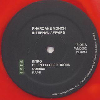 Pharoahe Monch / Internal Affairs label