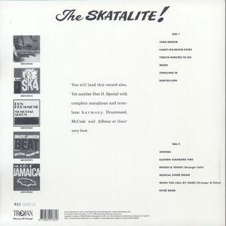 Skatalite / The Skatalite back