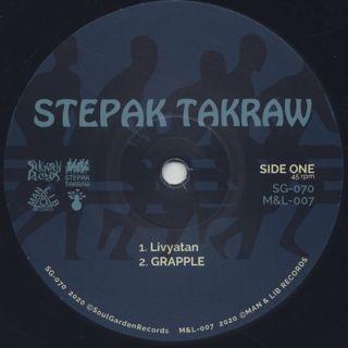 Stepak Takraw / Livyatan EP