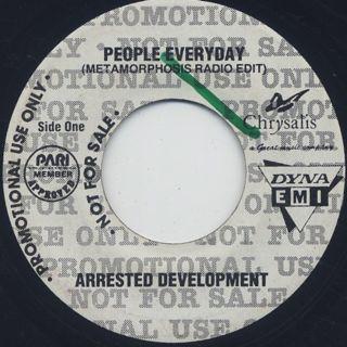 Arrested Development / People Everyday