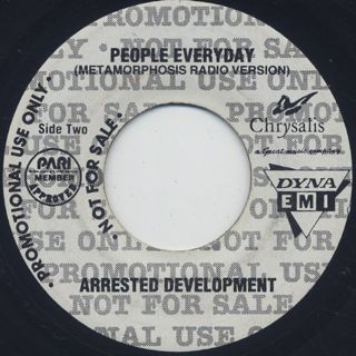 Arrested Development / People Everyday back