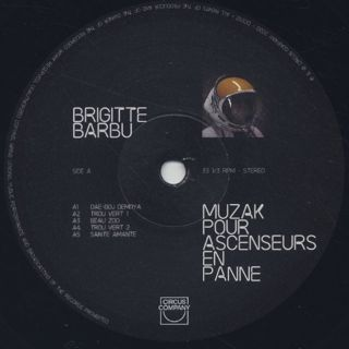 Brigitte Barbu / Muzak Pour Ascenseurs En Panne label