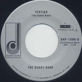 Budos Band / Magus Mountain c/w Vertigo back