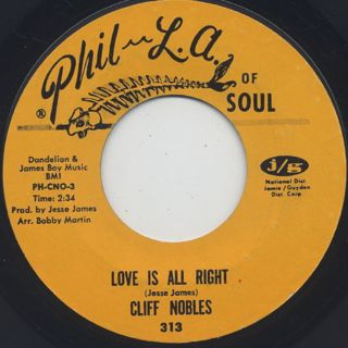 Cliff Nobles & Co. / The Horse back