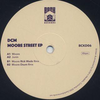 DCM / Moore Street EP