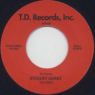 DJ Format / Stealin' James