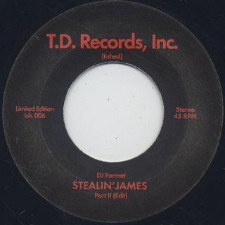 DJ Format / Stealin' James back