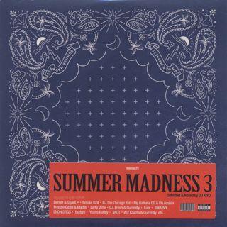 DJ Kiyo / Summer Madness 3
