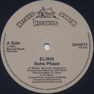 Elixia / Soho Phaze back