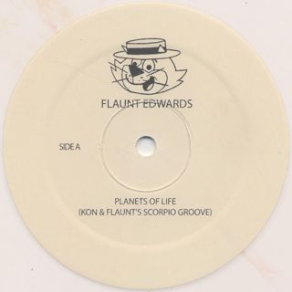Flaunt Edwards / Planets Of Life