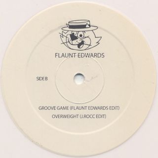 Flaunt Edwards / Planets Of Life back