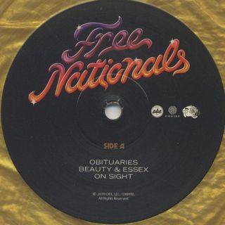 Free Nationals / Free Nationals label