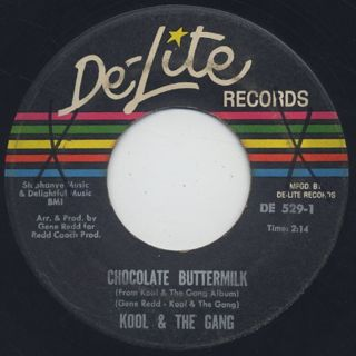 Kool and The Gang / Chocolate Buttermilk (7