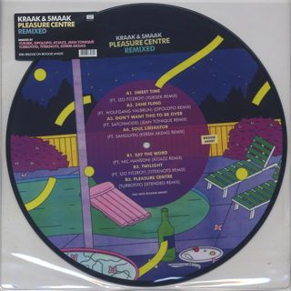 Kraak & Smaak / Pleasure Centre ‎Remixed