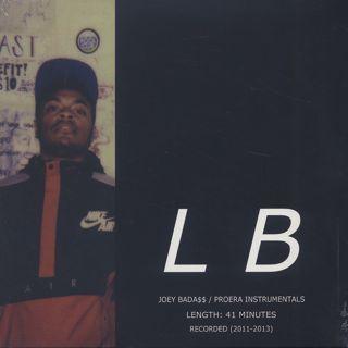Lee Bannon / Joey Bada$$ - Pro Era Instrumentals Vol. 1