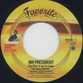 Mr President / The Best Is Yet To Come-1